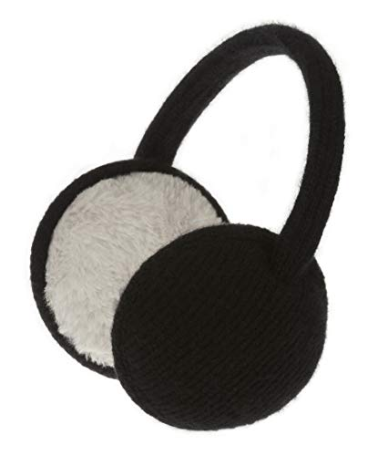 Knolee Unisex Ear Warmers Classic Knit Earmuffs Foldable Ear Muffs