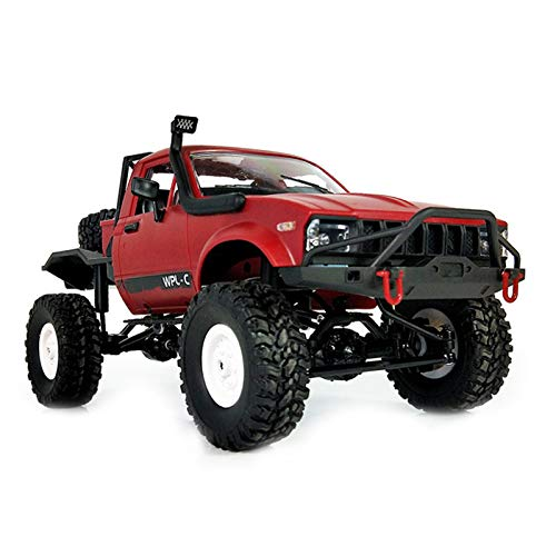 Assembly RC Off-Road Vehicle