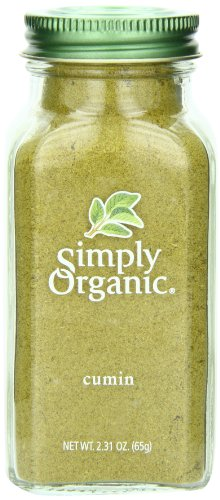 Simply Organic Cumin Seed Ground Certified Organic