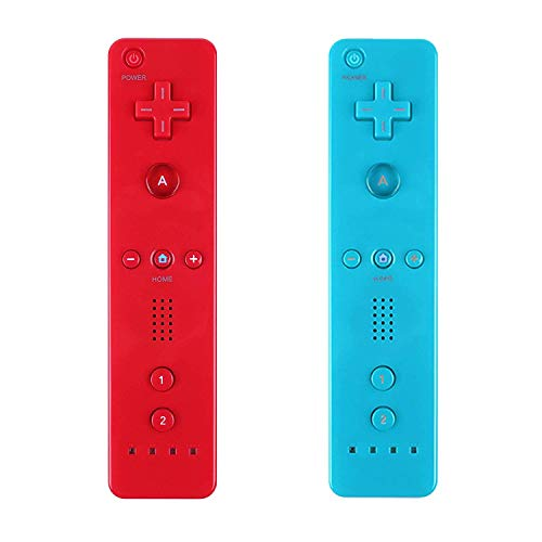 Yosikr Wireless Remote Controller for Wii Wii U