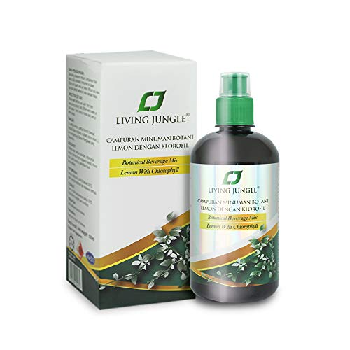 Living Jungle Liquid Chlorophyll 500ml