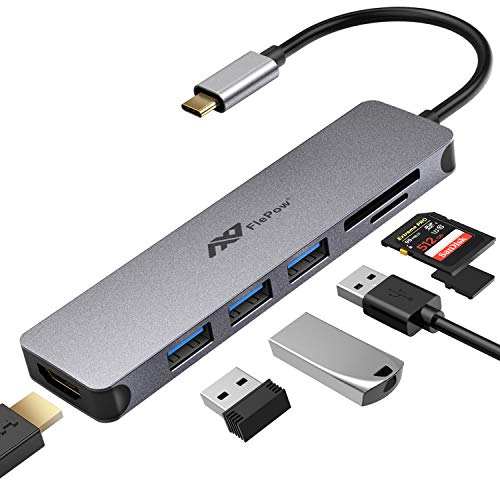 USB C Hub Multiport Adapter