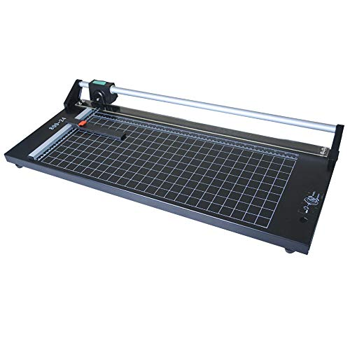 US Stock - 24 Inch Manual Precision Rotary Paper Trimmer