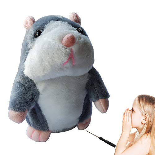 Himeeu Pet Talking Hamster Toy