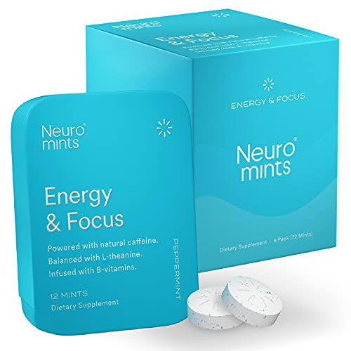 Neuro Mints Nootropic Energy Mints