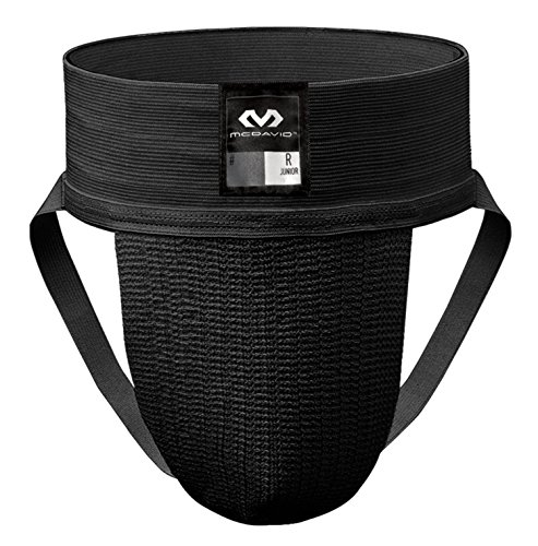 Mcdavid Jockstrap, Athletic Supporter w/ Stretch Mesh Pouch