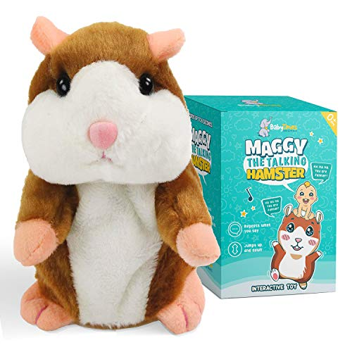 Maggy The Original Talking Hamster Toy