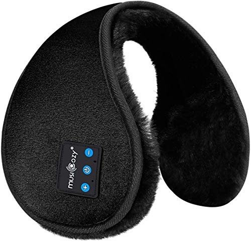 Bluetooth Ear Warmers Earmuffs for Winter Women Men Kids Girls
