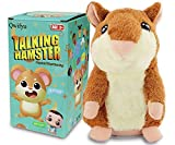 Qwifyu Talking Hamster, Interactive...