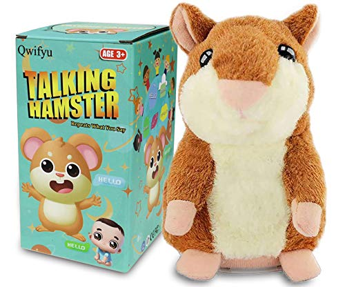 Qwifyu Talking Hamster