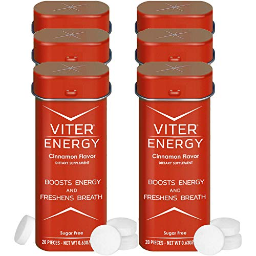 Viter Energy Caffeinated Mints