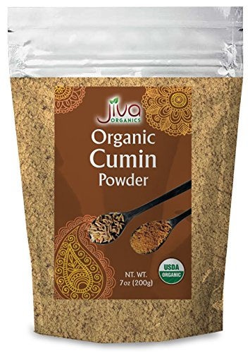 Jiva Organics Organic Ground Cumin Powder