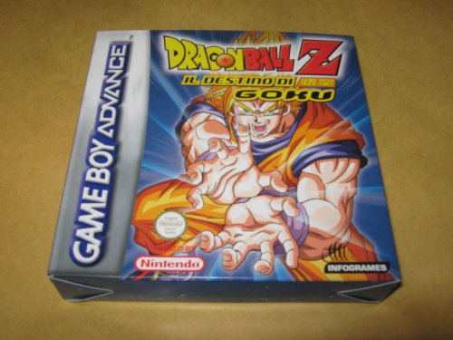 Game Boy Advance - Dragon Ball Z The Legacy of Goku