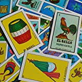Naipes Gacela Loteria Mexicana Family...